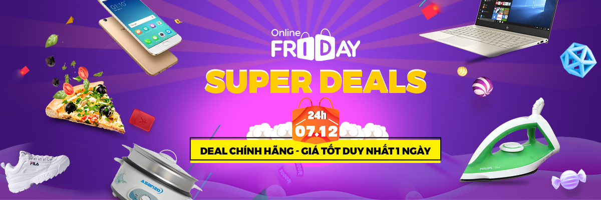SUPER DEALS - Big Day 07.12