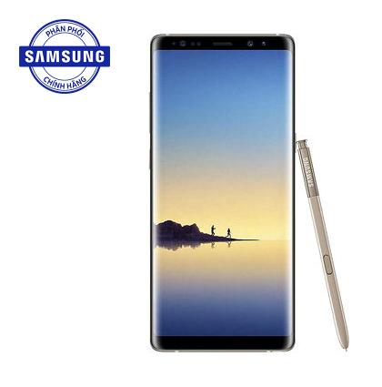 Samsung Galaxy Note 8 N950 Vàng Hàng Chính Hãng
