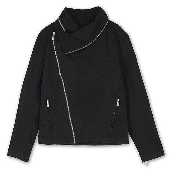 Áo khoác jacket nam tay dài cổ bẻ khóa chéo ET1D231 EMPOLHAM
