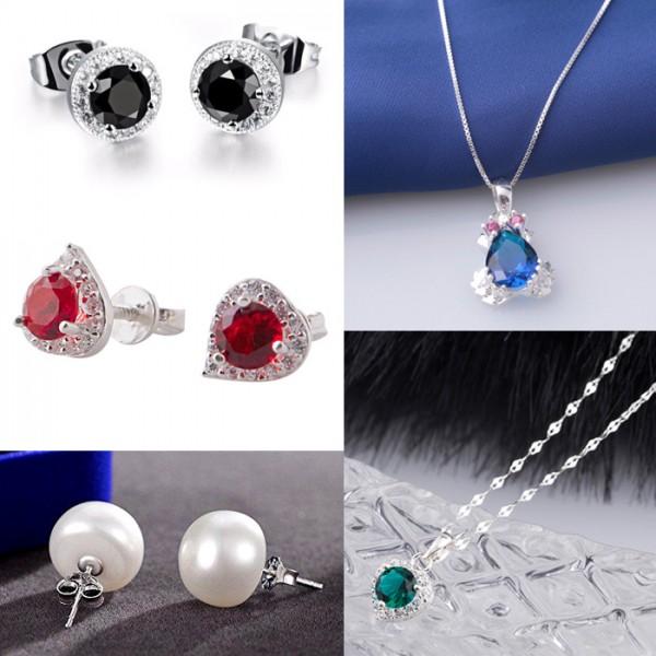 Bộ sưu tập trang sức Opal thời trang