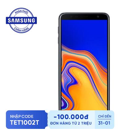 Samsung Galaxy J6+ 3GB/32GB Đen Hàng chính hãng