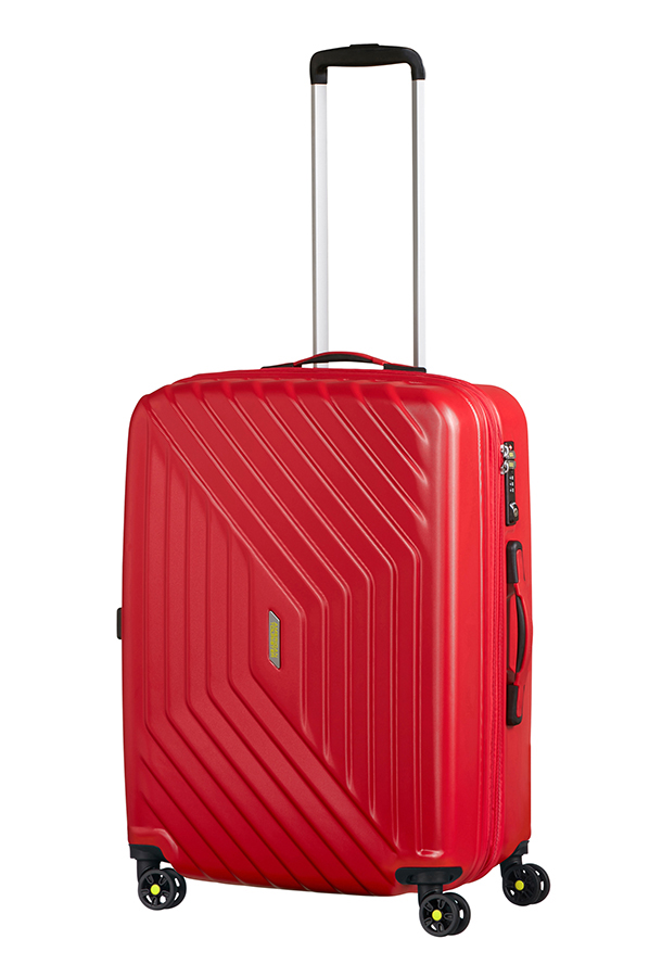 Vali American Tourister DI0*70001 Air Force+ Spinner 55/20 TSA - Flame Red