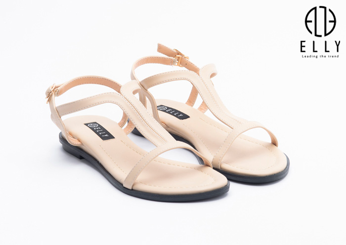Giày nữ thời trang ELLY- EG68 nude 39