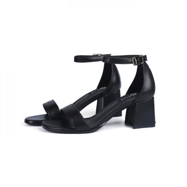 Giày nữ thời trang ELLY- EG65 đen 39