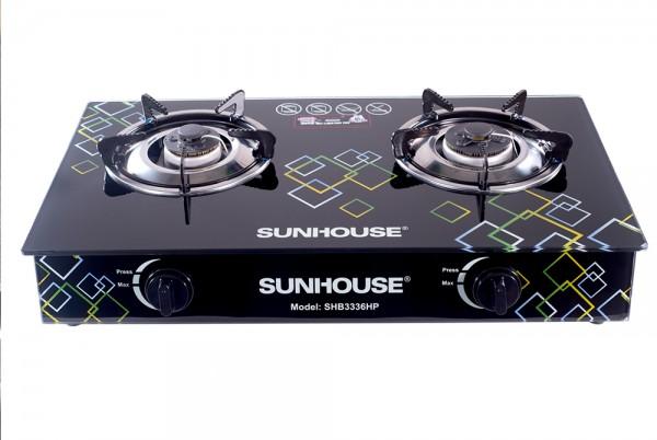 Bếp ga dương kính Sunhouse SHB3336HP
