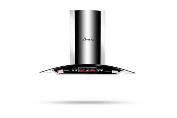 Máy hút mùi kính cong Apex APB6601-70C