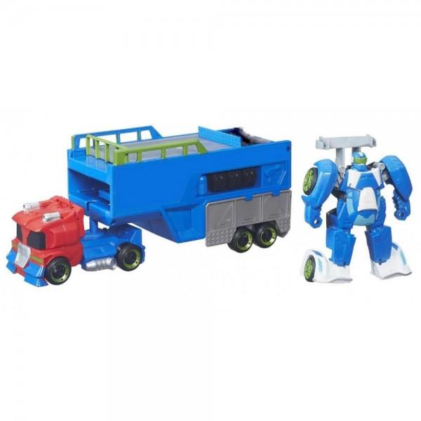 Đồ Chơi Robot Transformer Biến Hình Ô Tô B555S2 Box
