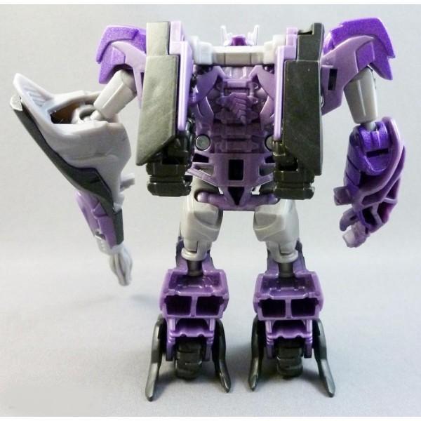 Đồ Chơi Transformer Prime Biến Hình Beast Hunters Commander - Shockwave Box