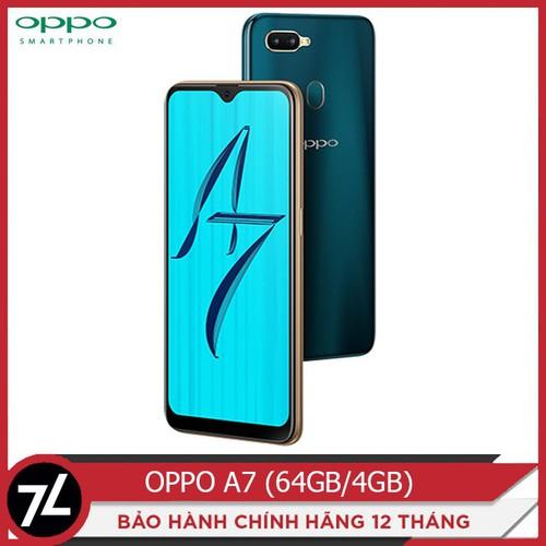 Điện thoại OPPO A7 - RAM 4GB - ROM 64GB   Hàng Chính Hãng - SV277