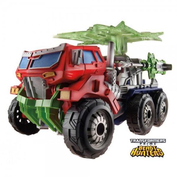 Đồ Chơi Transformer Prime Biến Hình Beast Hunters Optimus Prime - Autobot Leader