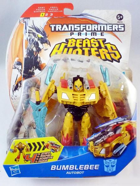 Đồ Chơi Transformer - Robot Biến Hình Beast Hunters Bumblebee Box