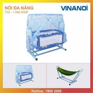 Nôi sắt đa năng VNN-T201X-X