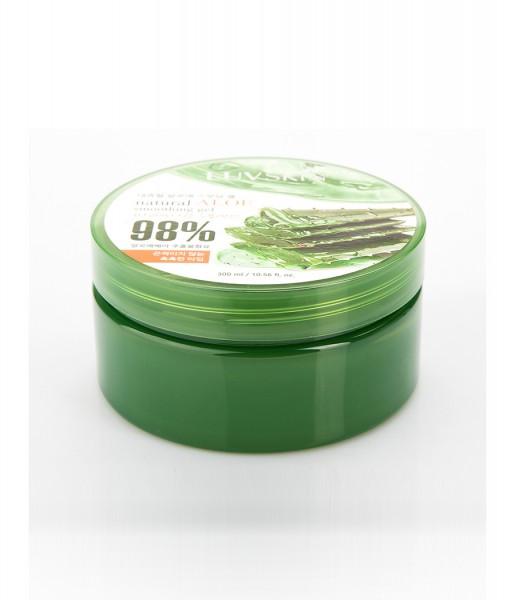 Gel dưỡng da lô hội LUVSKIN Natural Aloe Smoothing Gel 300ml