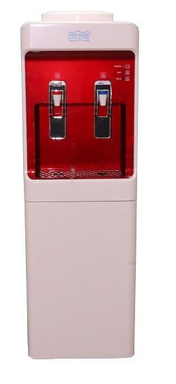 Cây nước nóng lạnh Philiger PLG-3020 Trắng phối đỏ tặng bộ dao ĩinox 3 món