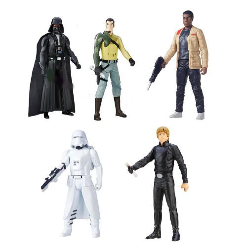 Bộ 5 Đồ Chơi Mô Hình Nhân Vật Star Wars