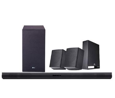Loa Soundbar 4.1Ch LG SJ4R 420W