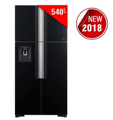 Tủ Lạnh Inverter Hitachi R-FW690PGV7X-GBK 540L