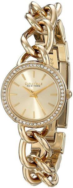 Đồng hồ nữ Caravelle New York by Bulova 44L152
