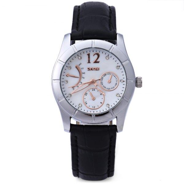 Đồng hồ đeo tay Skmei 6911 Đen