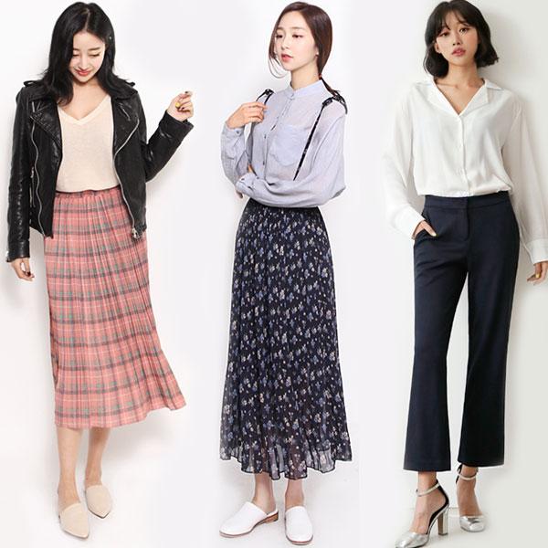 Bộ sưu tập quần và váy nữ Hàn Quốc sành điệu Making U