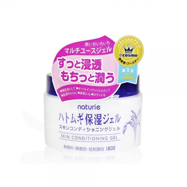 Gel dưỡng ẩm chiết xuất ý dĩ Naturie Skin Conditioning 180g