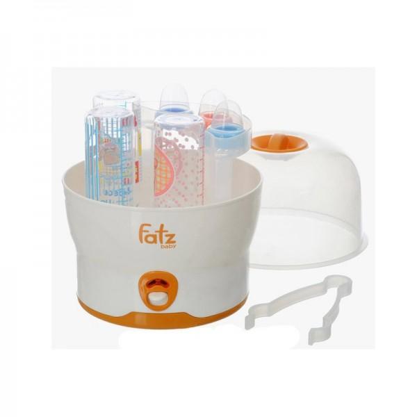 Máy tiệt trùng 6 bình sữa Fatzbaby FB4019SL