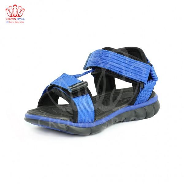 SANDAL BÉ TRAI CrownUK Active Sandals CRUK530 màu xanh dương