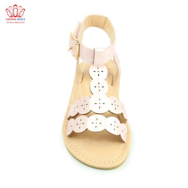 Sandals bé gái Crown UK Princess Sandals CRUK7012 màu Hồng
