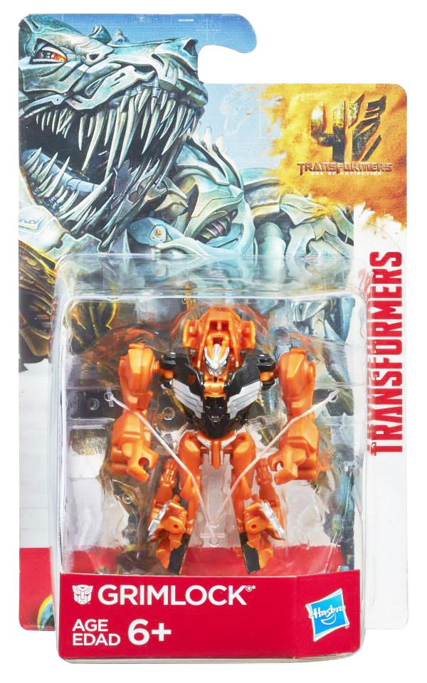 Đồ chơi Robot Transformers Age of Extinction Mini - Khủng long Grimlock Box