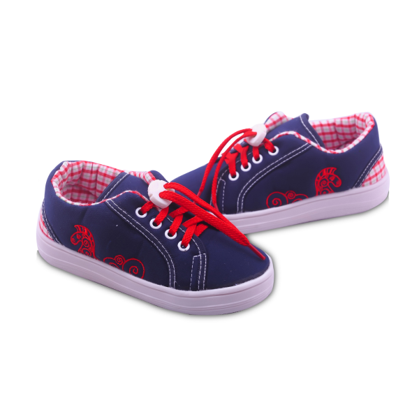 Giày thể thao cho bé Royale Baby Children Dynamic Shoes 132_764 màu Xanh navy
