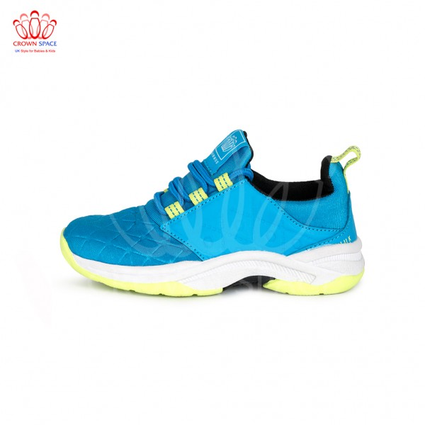 Giày thể thao cho bé Crown UK Sport Shoes CRUK8020.18 màu Xanh dương