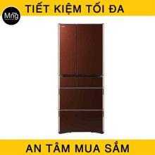Tủ lạnh Hitachi 657 Lít R-G620GV (XT)