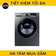 Máy giặt Samsung 10 Kg lồng ngang Inverter WW10K44G0UX