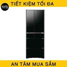 Tủ lạnh 6 cánh Hitachi G620GV(XK) - 657 Lít Inverter