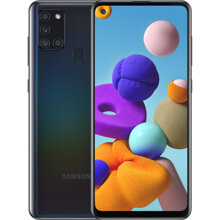 Điện thoại Samsung Galaxy A21s 3GB/32GB Đen