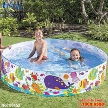 Bể bơi phao INTEX lắp dựng 1m83 56452