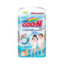 Bỉm - Tã quần Goo.N Renew Slim size L 48 miếng (Cho bé 9 - 14kg)