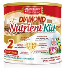 Sữa Diamond Nutrient Kid 2 cho trẻ từ 3 tuổi