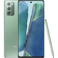 Điện thoại Samsung Galaxy Note 20 Xanh