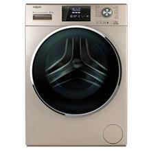 Máy giặt cửa trước Aqua 8.5 kg AQD-D850E.N