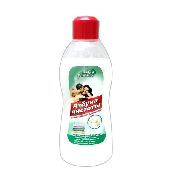 BTCom XẢ VẢI ALPHABET OF CLEANNESS CHO DA NHẠY CẢM 1000 ML