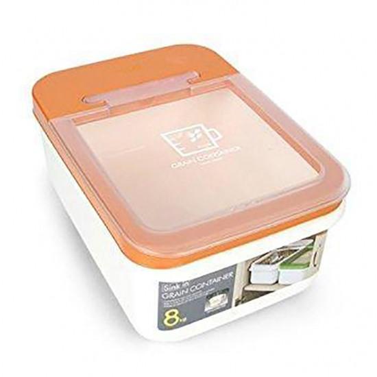 Thùng Đựng Gạo 8kg Lock&Lock Grain Container Bằng Nhựa PP HPL530ORG