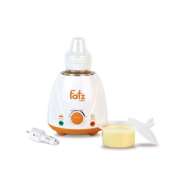 Máy hâm sữa dùng trong nhà hoặc trên xe hơi Fatzbaby Fb3008SL