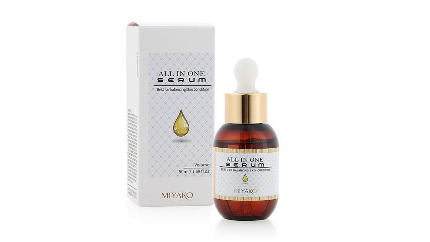 Serum tinh chất dưỡng trắng da và ngăn ngừa lão hóa50ml-MIYAKO ALL IN ONE SERUM