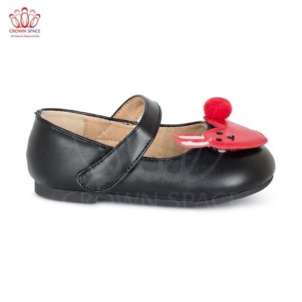 Giày búp bê bé gái Crown UK Princess Ballerina CRUK3104