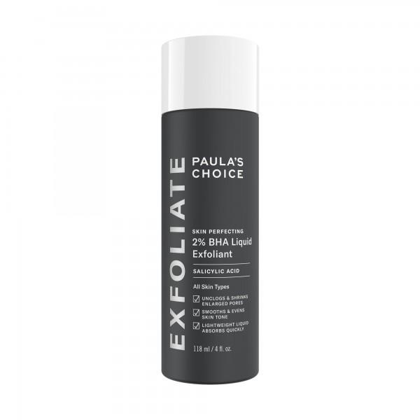 Paulas Choice - Dung dịch dưỡng da 2% BHA liquid – Skin Perfecting 2% BHA Liquid (118ml)