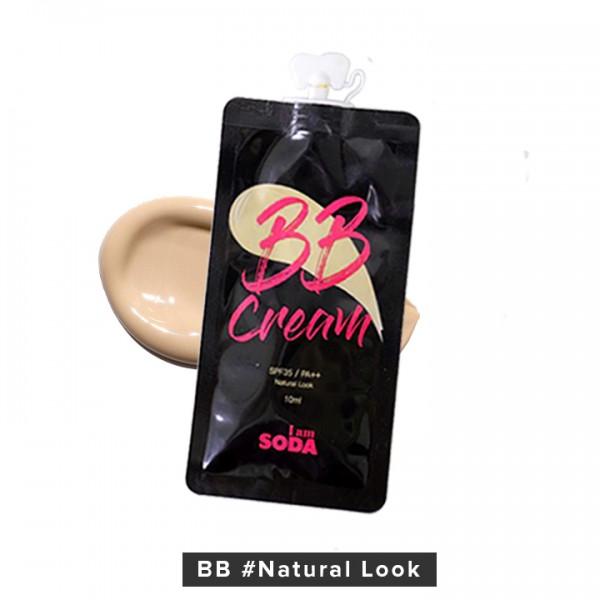 Kem Nền BB Cream Im Soda Natural Look SPF 35 PA++ gói 10ml