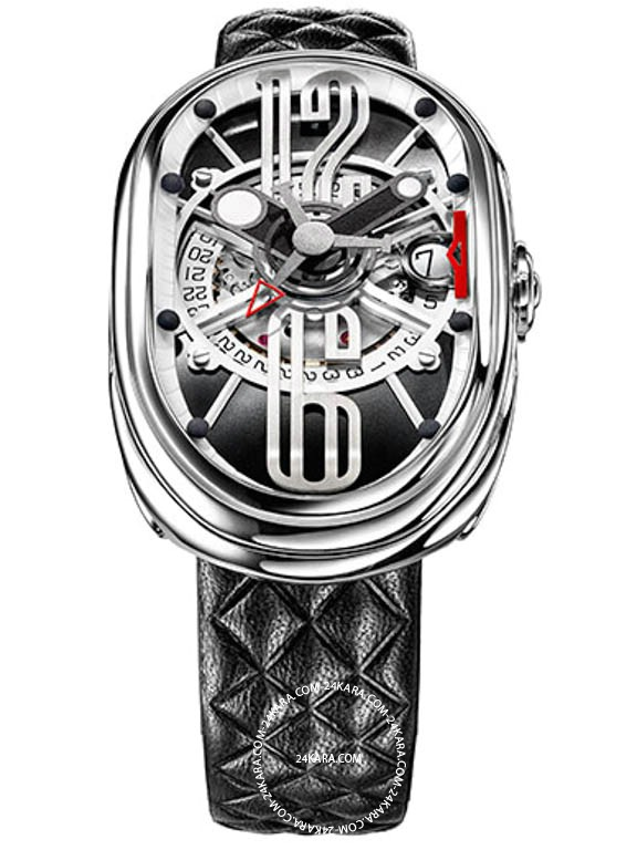 Đồng hồ Grimoldi Limited SSSHBK612ST