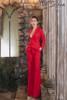 Bộ vest Mia Selena thiết kế hai nút bọc túi mỗ trẻ trung (Đỏ)
