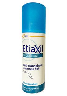 Xịt hỗ trợ khử mùi hôi chân Etiaxil